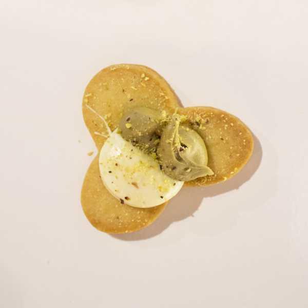 Biscotto Ciocc Bianco E Pistacchio